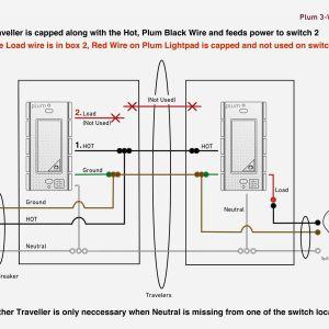 Leviton Switch Wiring Diagram - Leviton 3 Way Dimmer Switch Wiring Diagram Leviton Switch Wiring Diagram Awesome Lutron 3 Way 1m