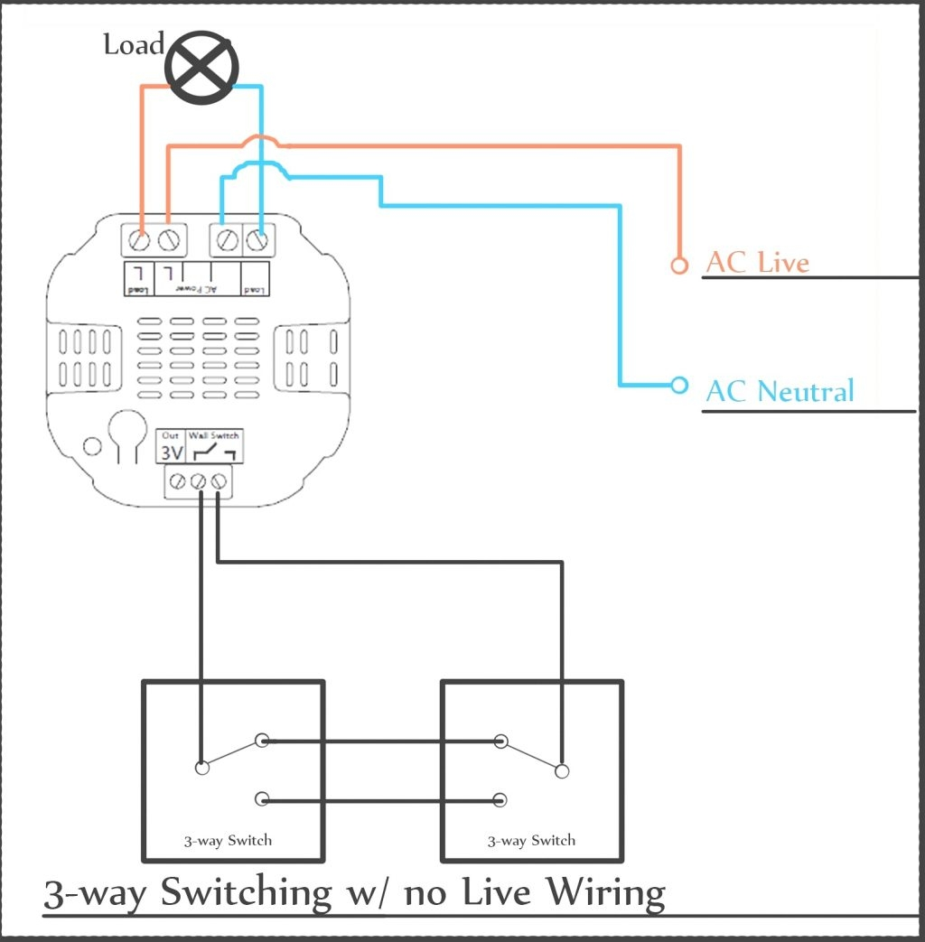 Leviton Three Way Dimmer Switch Wiring Diagram Free