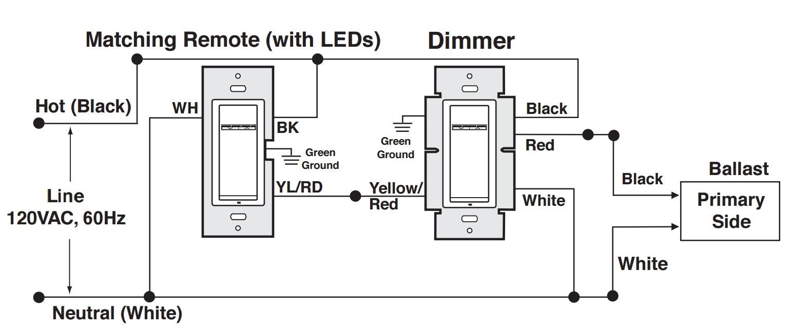 Three Way Switches Wiring