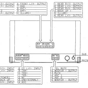Lexus Stereo Wiring Diagram - Gs300 Alternator Wiring Diagram New Lexus Gs300 Stereo Wiring Harness Wiring Library 11r