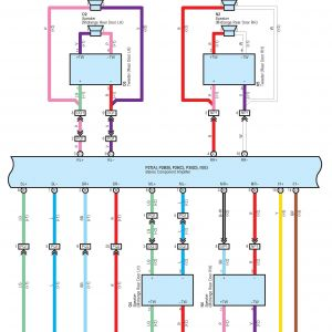 Lexus Stereo Wiring Diagram - Stereo Wiring Diagram Ls Lexus Diagrams Full Size 9o