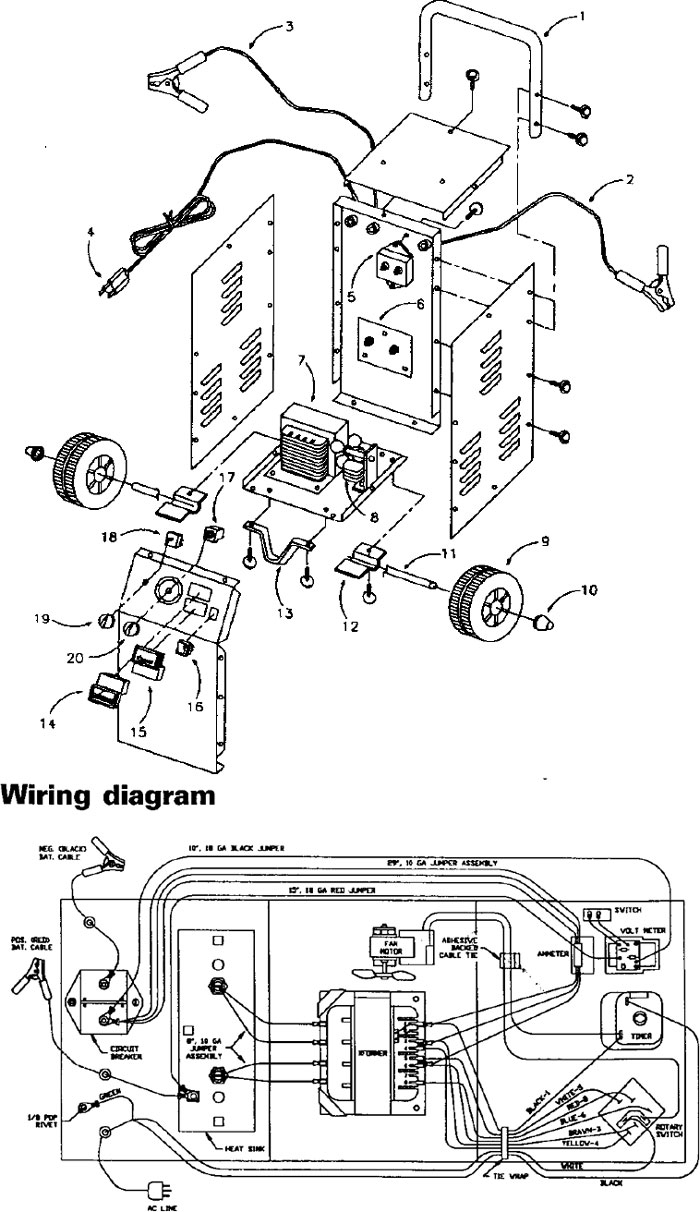 lincoln 225 arc welder wiring diagram | free wiring diagram lincoln 200sa welder wiring diagram #12
