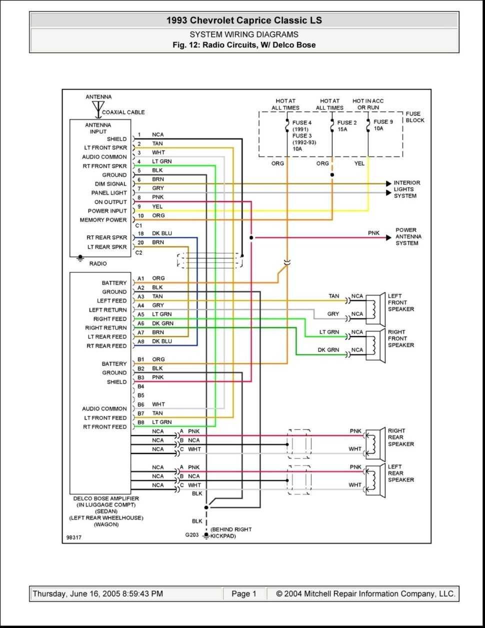 lincoln town car radio wiring diagram Download-everything you need radio wiring diagram for 1997 lincoln town car rh magnusrosen net 2000 Lincoln Town Car Fuse Box Diagram 1997 lincoln town car executive 19-o