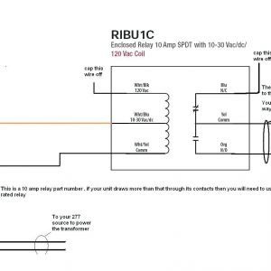 Line Voltage thermostat Wiring Diagram - Line Voltage thermostat Wiring Diagram Double Pole Wonderful Cadet with 7b