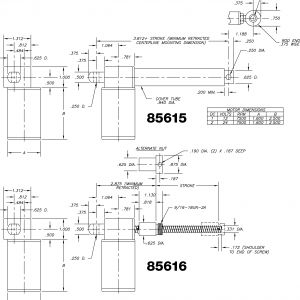 Linear Actuator Wiring Diagram - Motion Systems 17j