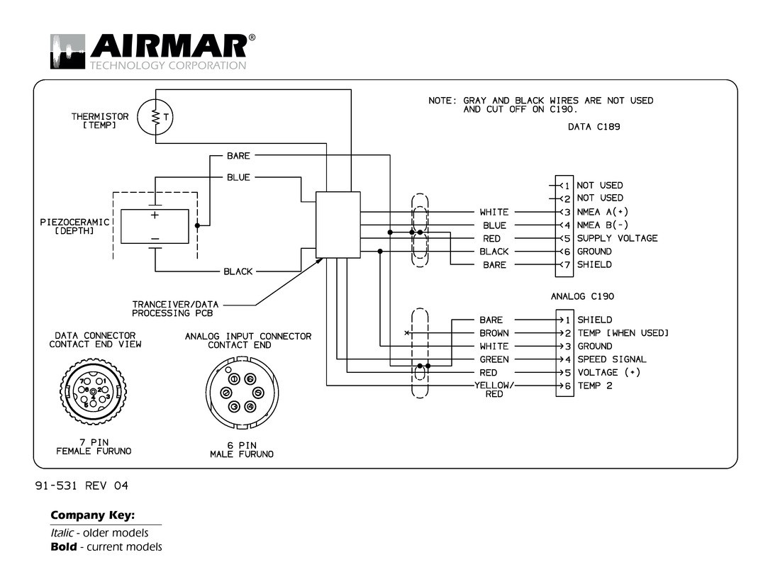 Lowrance Elite 7 Hdi Wiring Diagram