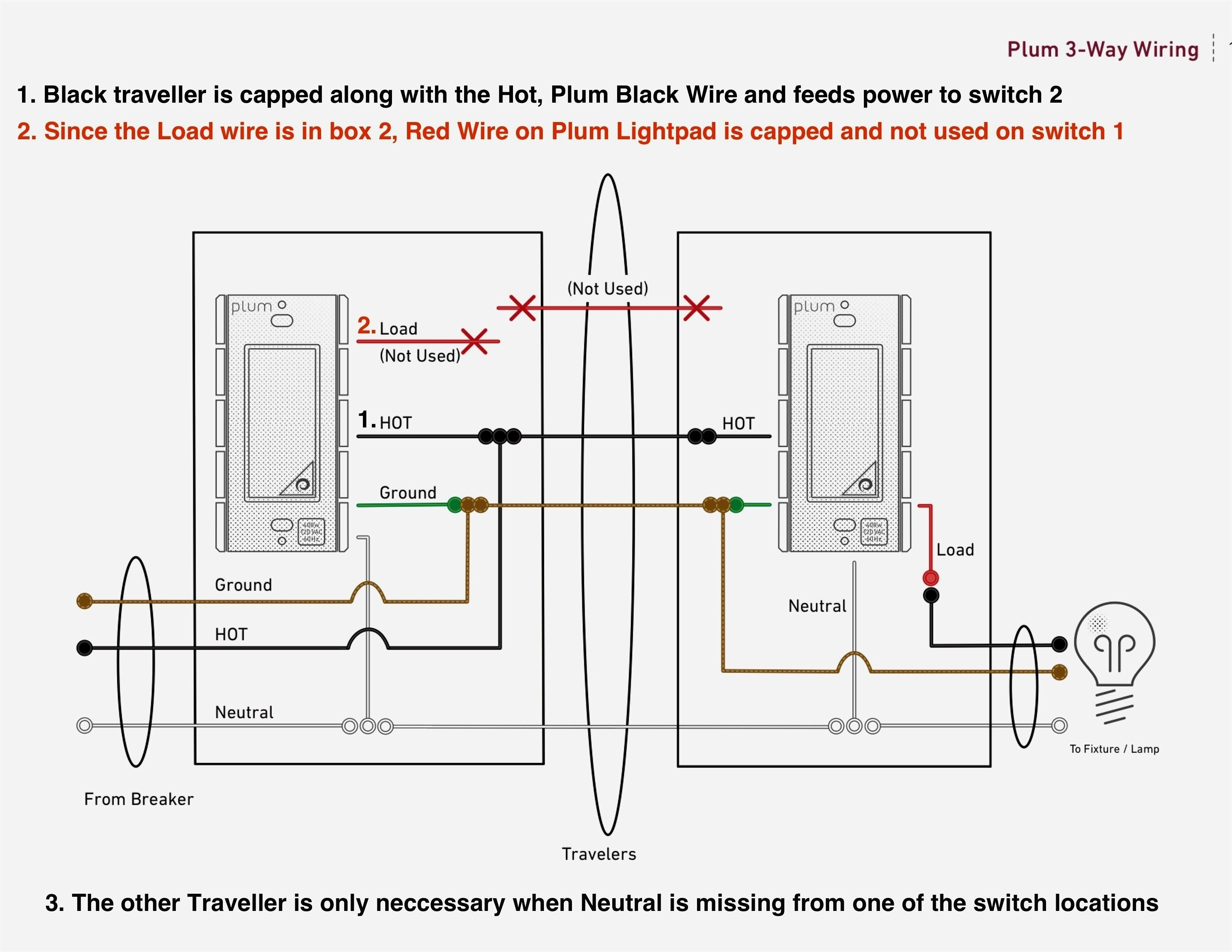 wiring diagram for lutron 3 way dimmer switch wiring  wiring diagram for lutron skylark #5