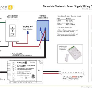 Lutron 3 Way Switch Wiring Diagram Wire A Dimmer Best 36 Beautiful