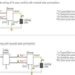 Lutron Dimming Ballast Wiring Diagram - Ge Z Wave 3 Way Switch Wiring Diagram Elegant Lutron 3 Way Dimmer Valid Wiring 15b