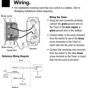 Lutron Maestro Dimmer Wiring Diagram - Lutron Maestro Countdown Timer Wiring 19r