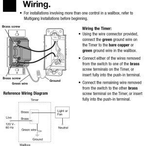 Lutron Maestro Wireless Wiring Diagram - Lutron Maestro Countdown Timer Wiring 14h