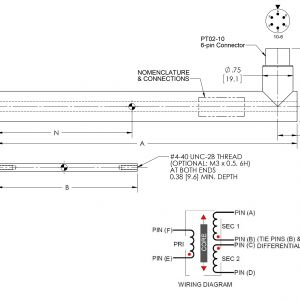 Lvdt Wiring Diagram - Ac Lvdt Linear Position Sensor Hermetically Sealed Lha 19 R Series 13q