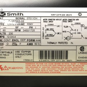 Magnetek Century Ac Motor Wiring Diagram - Wiring Diagram Ao Smith Motor New Gould Motor Wiring Diagram Best Rh Gidn Co 4t