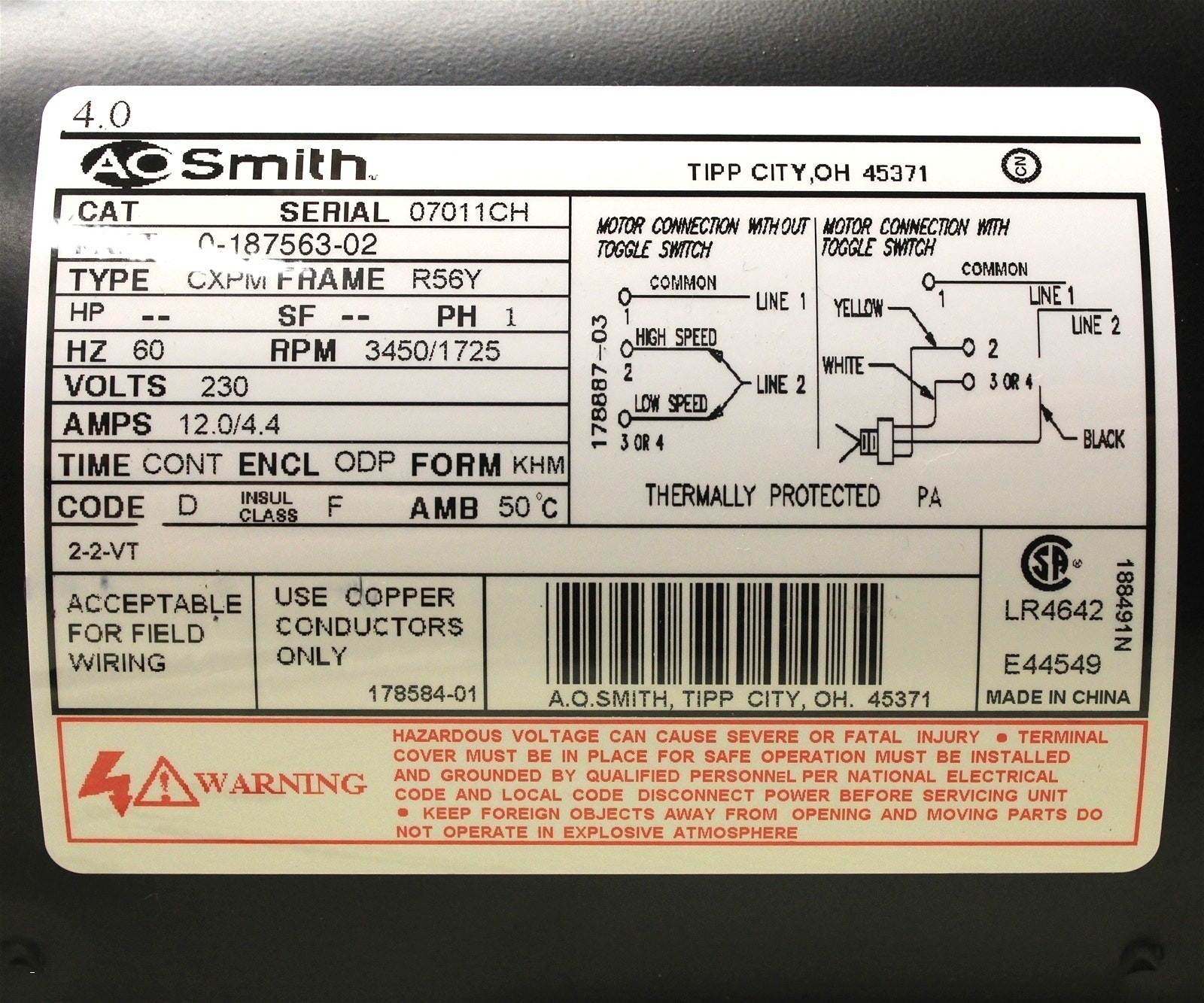 magnetek century ac motor wiring diagram Collection-wiring diagram ao smith motor new gould motor wiring diagram best rh gidn co 12-n