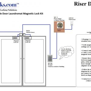 Magnetic Door Contact Wiring Diagram - Magnetic Door Contact Wiring Diagram Fein Mag Lock Schaltplan Fotos Die Besten Elektrischen Schaltplan 19n
