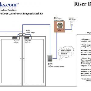 on mag lock wiring diagram basic