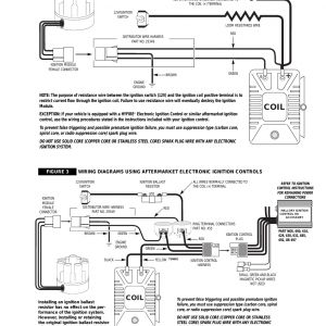 Mallory Ignition Wiring Diagram - Coil Mallory Ignition Unilite Distributor User Manual Best Wiring Diagram 1k