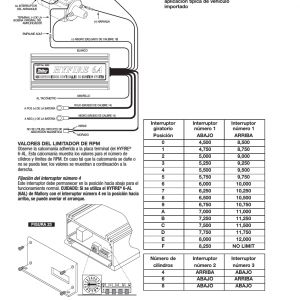 Mallory 6a Ignition Wiring Diagram - Board Wiring Diagrams on