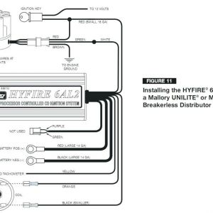 Mallory Ignition Wiring Diagram - Mallory Ignition Wiring Diagram 2 Lenito at Wellread 3g