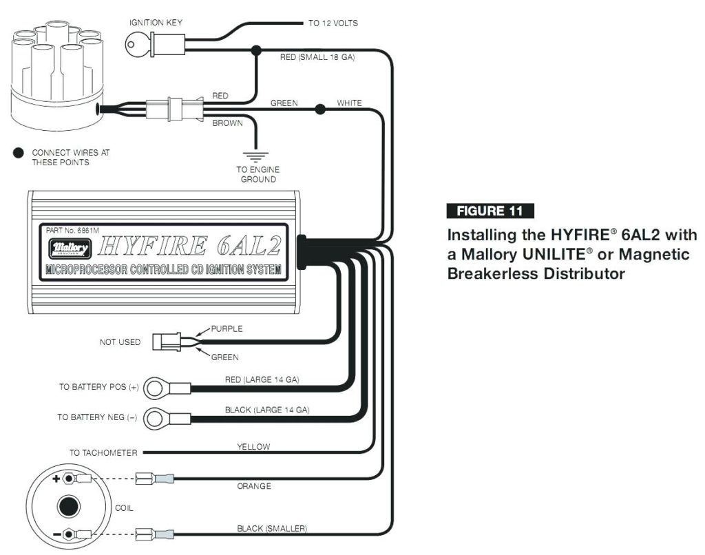 mallory ignition wiring diagram Download-Mallory Ignition Wiring Diagram 2 Lenito At wellread 19-e