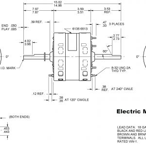 Marathon    Electric    Motor    Wiring    Diagram      Free Wiring    Diagram