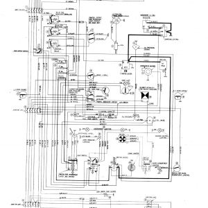 marine electrical wiring diagram - volvo 240 overdrive wiring diagram diy wiring  diagrams • omc tachometer
