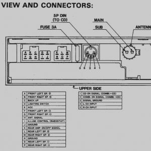 Marine Stereo Wiring Diagram - 27 Pathfinder Boat Wiring Diagram Inspiration Radio 1995 Nissan Irelandnews Co 19f