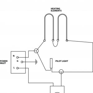 Marley Baseboard Heater Wiring Diagram - Baseboard Heater Wiring Diagram for 220v Data Simple 18t