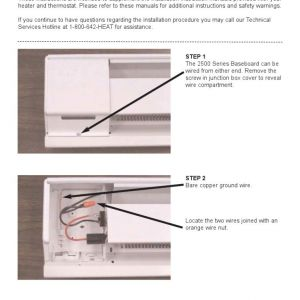 Marley Baseboard Heater Wiring Diagram - Marley Electric Baseboard Heaters Wiring Diagram Data Simple 5j