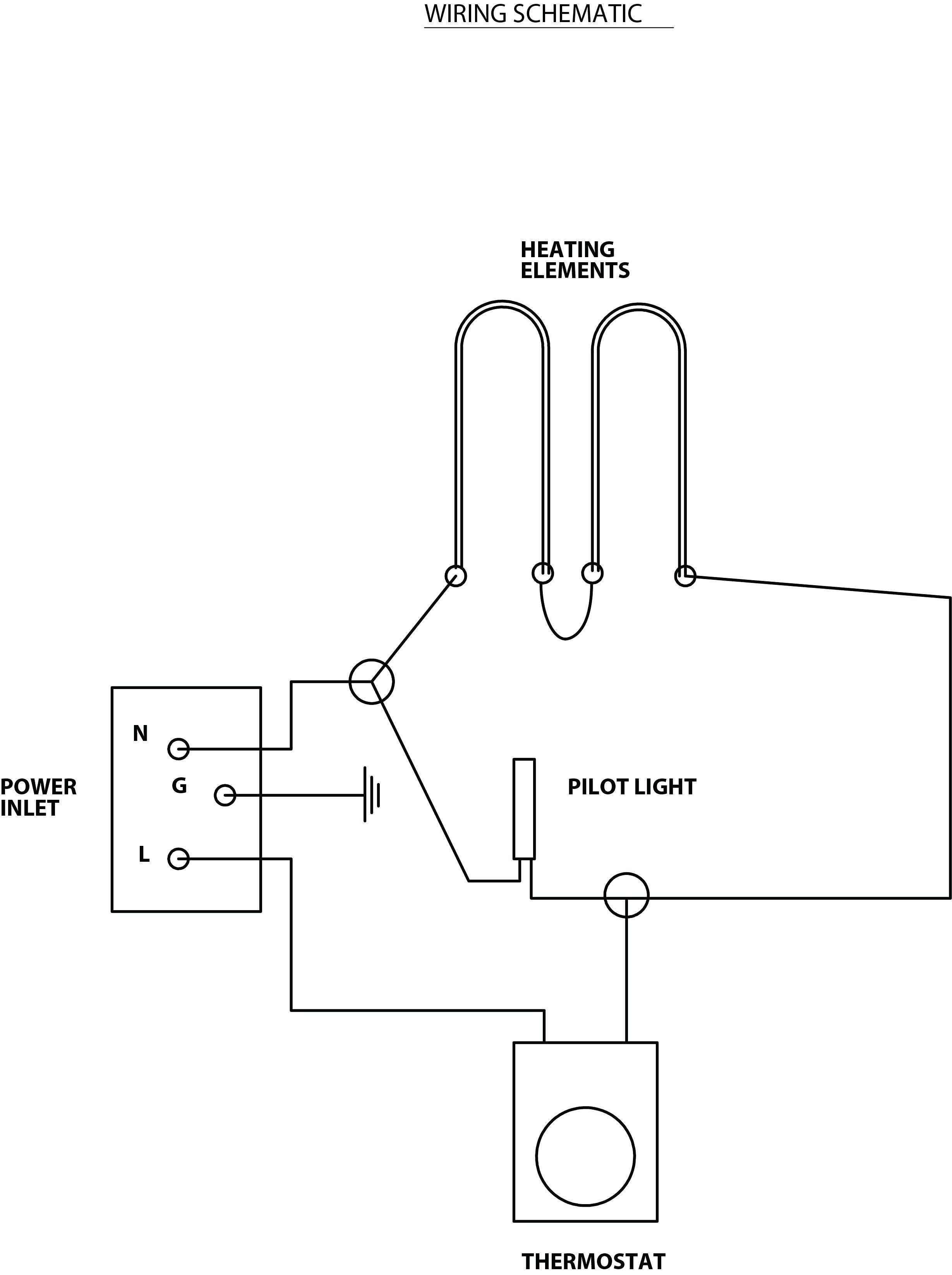 Marley Electric Baseboard Heater Wiring Diagram