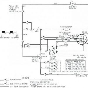 Maytag Centennial Washer Wiring Diagram - Maytag Washer Wiring Diagram New Excellent Ge Profile Refrigerator Wiring Schematic Ideas 9b