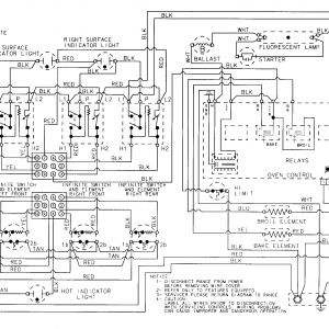 Maytag Dryer Wiring Schematic - Cre9600 Range Wiring Information Parts Diagram 7e