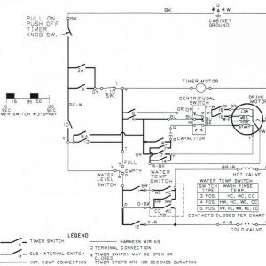 Maytag Washer Wiring Diagram - Maytag Washer Wiring Diagram Maytag Washer Wiring Diagram New Excellent Ge Profile Refrigerator Wiring Schematic 10p