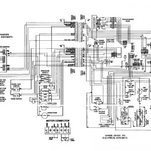 Maytag Washer Wiring Schematic - P 16m