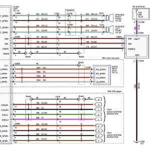Radio Wiring Diagram Mazda on