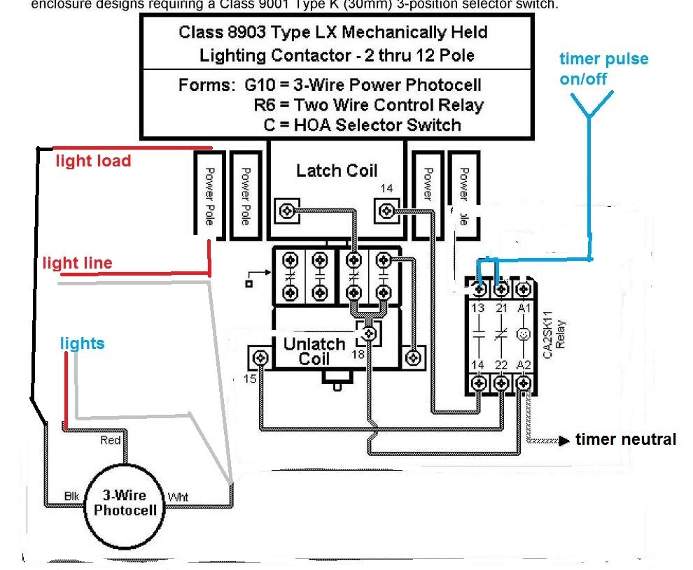 mechanically held lighting contactor wiring diagram Collection-Cell Wiring Diagrams Lighting Contactor Diagram with Switch In Mechanically Held Lighting Contactor Wiring Diagram 19-h