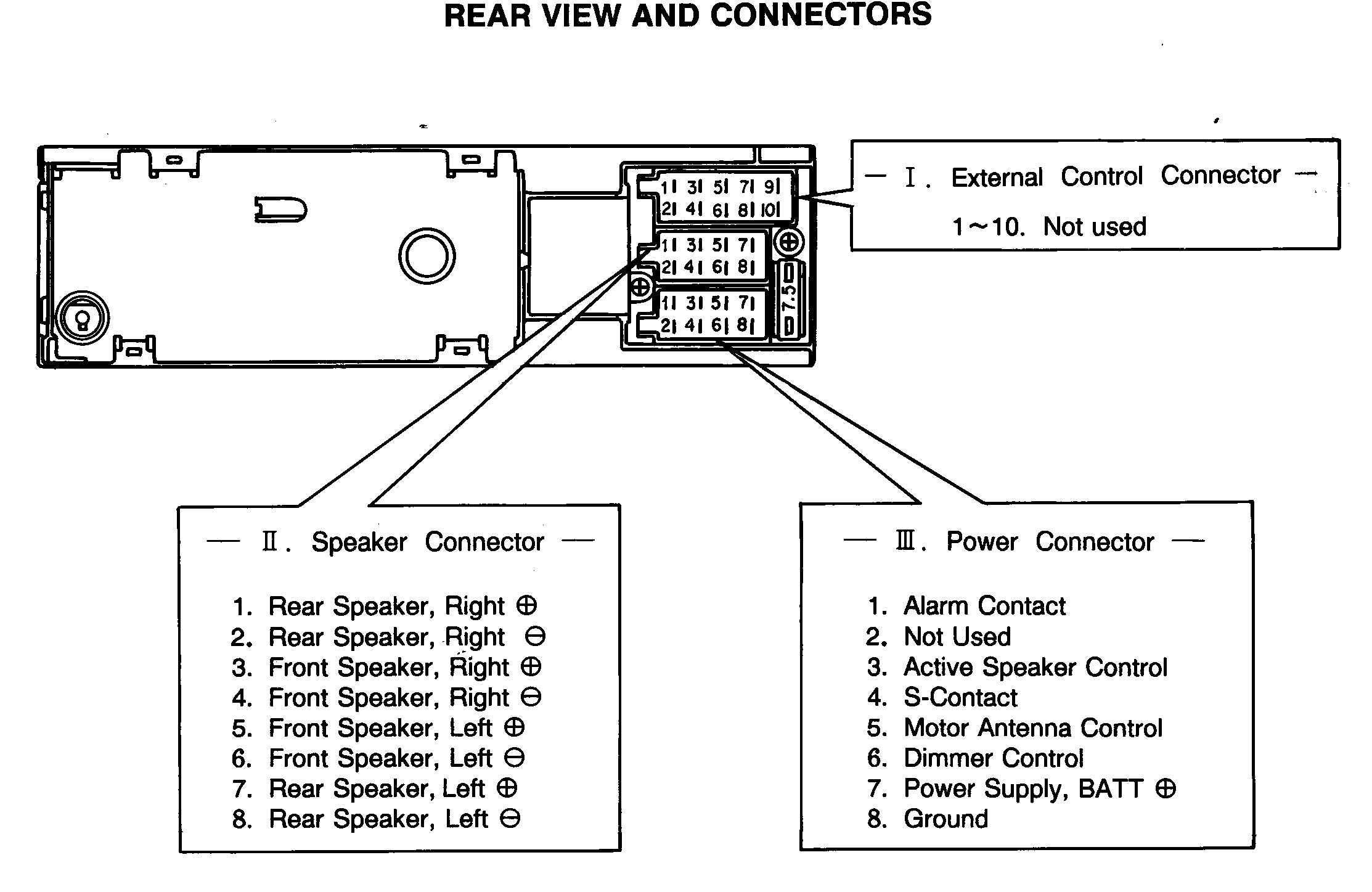 mercedes benz radio wiring diagram Collection-Wrx Alarm Wiring Diagram Valid Audiovox Car Stereo Wiring Diagram 10-g