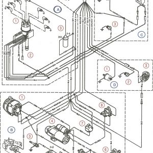 Mercruiser 4.3 Wiring Diagram - 1999 4 3 Mercruiser Engine Wiring Diagram Trusted Wiring Diagrams • 1d