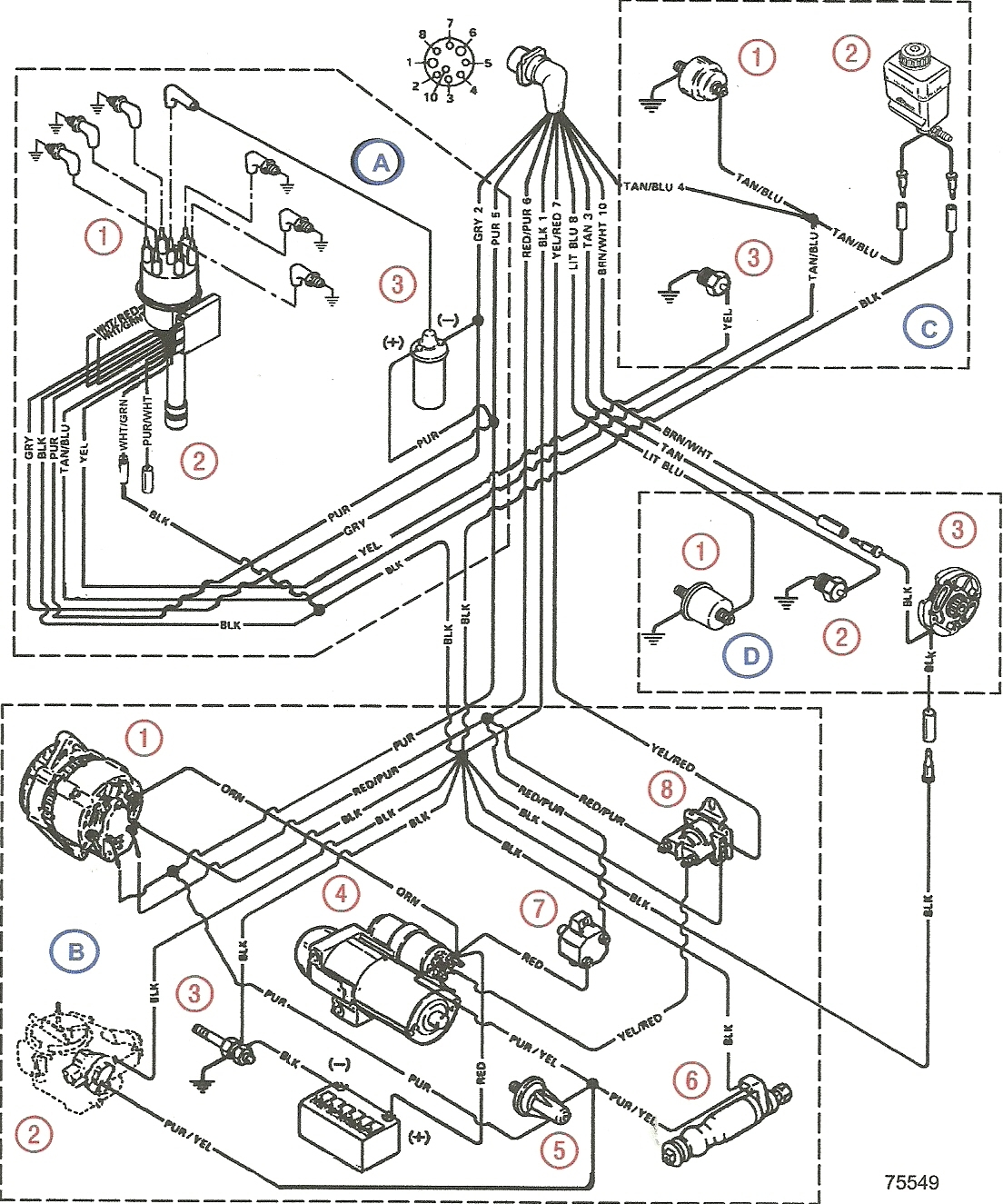 3 0 Mercruiser Wiring Diagram - Wiring Diagram Liry  Hp Mercruiser Engine Diagram on 165 hp mercruiser engine diagram, 220 hp mercruiser engine diagram, mccormick xtx 185 wire diagram,