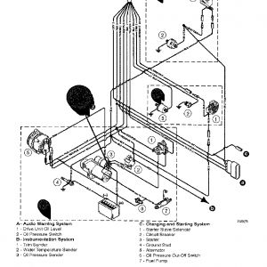 Mercruiser 4.3 Wiring Diagram - Volvo Penta 4 3 Engine Diagram Best Mercruiser 262 Magnum Efi Tbi 4p