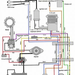 Mercruiser Ignition Wiring Diagram - 140 Mercruiser Engine Diagram Unique Evinrude Wiring Diagram Outboards Wiring Diagram 7h