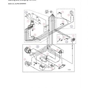 Mercruiser Ignition Wiring Diagram - Mercruiser 5 0 Wiring Diagram Download Tilt and Trim Switch Wiring Diagram Lovely Mercruiser 5 7 1r
