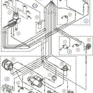 Mercruiser Ignition Wiring Diagram - Mercruiser 5 7 Wiring Diagram 3 0 L Mercruiser Engine Diagram Best Mercruiser Wiring Diagram Webtor 16e