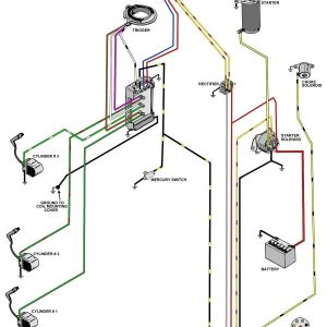 Mercruiser Ignition Wiring Diagram - Wiring Diagram for Outboard Ignition Switch Refrence Boat Leisure Battery Wiring Diagram Valid Mercury Marine Ignition 4m