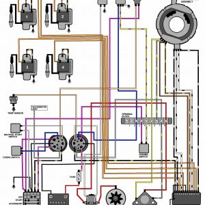 Mercury Outboard Ignition Switch Wiring Diagram - Evinrude Ignition Switch Wiring Diagram Fresh Mercury Outboard Wiring Diagrams Mastertech Marin within Ignition 15f