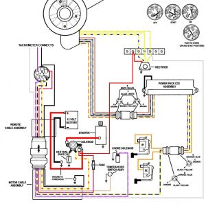 Mercury Outboard Wiring Diagram Schematic - Mercruiser Trim Wiring Diagram Furthermore Johnson Outboard Wiring 1995 Mercury Outboard 60 Hp Wiring Harness 13n