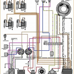 Mercury Outboard Wiring Diagram Schematic - Mercury Outboard Wiring Diagram Schematic Beautiful Cool Marine Ignition Switch S Electrical and 3s