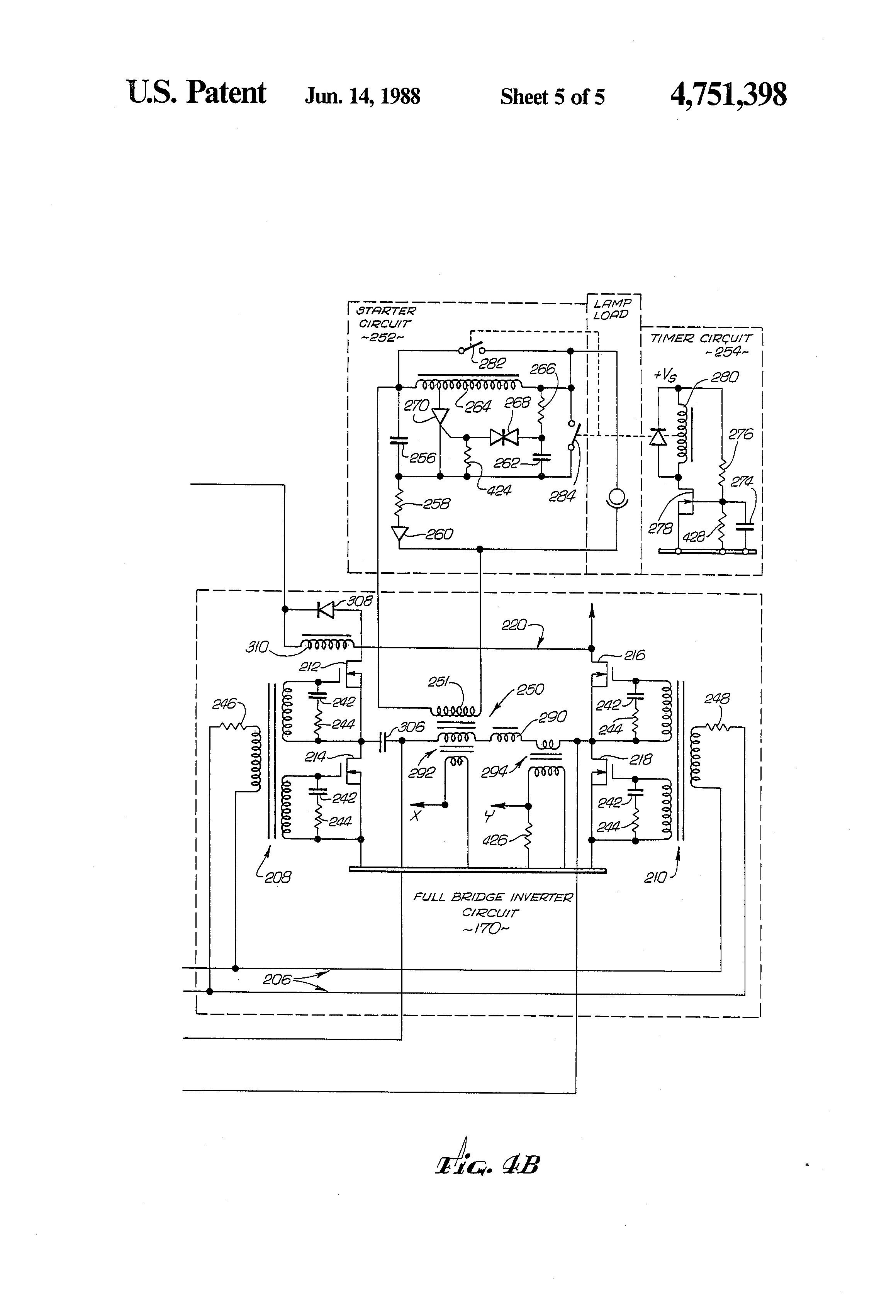 Metal Halide Ballast Wiring Diagram   Free Wiring Diagram on