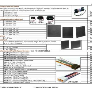 Metra 70 6502 Wiring Diagram - Amazing Hyundai Tiburon Radio Wiring Diagram Best Image 18p