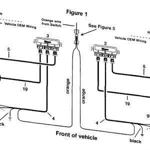 meyer snow plow lights wiring diagram free wiring diagram Meyer E 47 Wiring Light